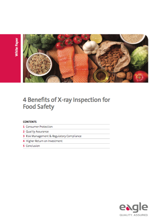4 Benefits of X-ray Inspection for Food Safety