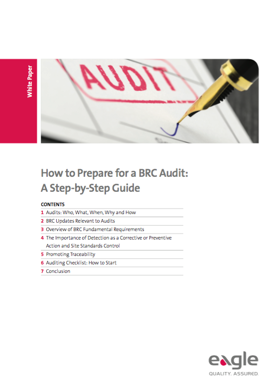 How to Prepare for a BRCGS Audit for Food Safety: A Step-by-Step Guide