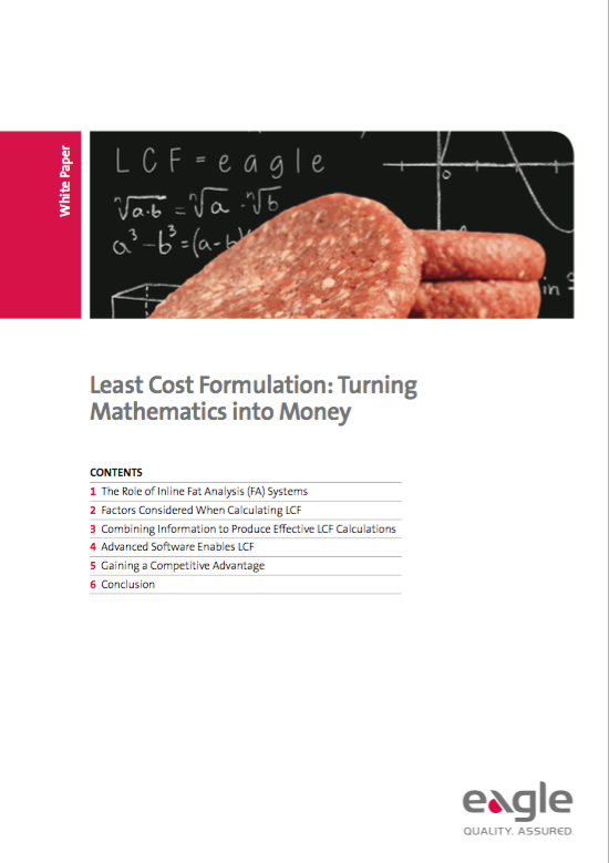 Least Cost Formulation: Turning Mathematics into Money