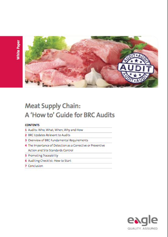 Meat Supply Chain: A 'How to' Guide for BRCGS Audits