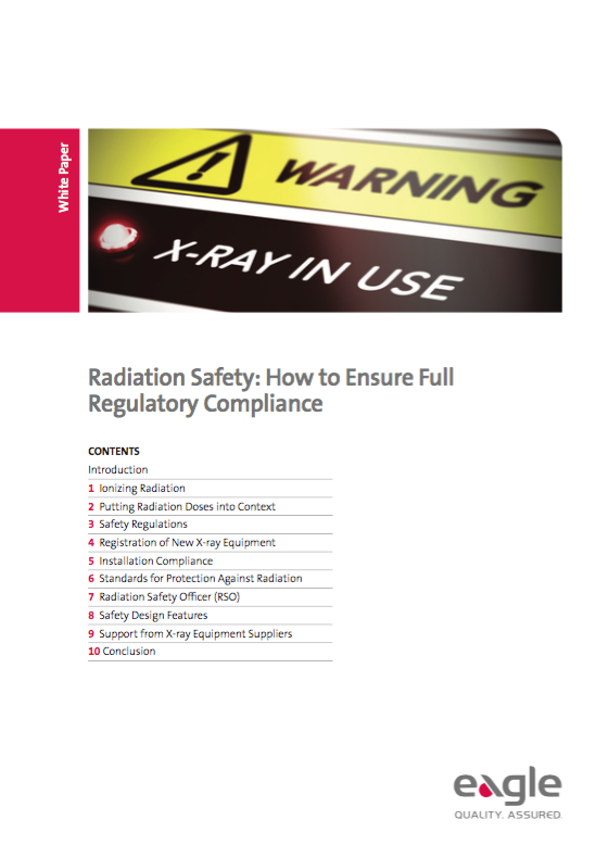 Radiation Safety in Food Inspection: How to Ensure Full Regulatory Compliance